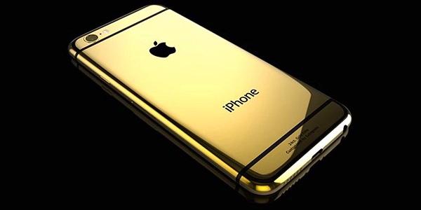 Những smartphone mạ vàng nổi bật năm 2014
