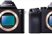 So sánh thông số máy ảnh Sony A7 và Sony A7II