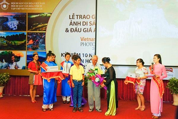 Trao giải ảnh Di sản Việt Nam cho 25 nhiếp ảnh gia xuất sắc