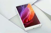 """Đón đầu Jet White của iPhone 7, Xiaomi ra mắt Mi Mix phiên bản trắng """"không tì vết"""""""