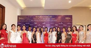 Xem trực tiếp chung kết Miss Universe Vietnam tối nay ở đâu?