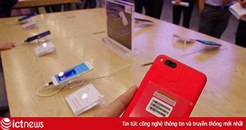 Xiaomi trình làng điện thoại Mi A1 phiên bản đỏ đặc biệt, giá vẫn 5,99 triệu đồng