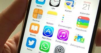 Giao diện mới giúp App Store đạt doanh số khả quan