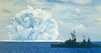 Mỹ đã tìm ra cách vô hiệu siêu ngư lôi Poseidon