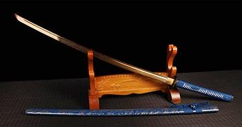 Lịch sử ngàn năm của những thanh kiếm cong sắc bén mà võ sĩ samurai Nhật Bản sử dụng