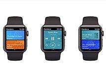 Pandora đã có ứng dụng chơi nhạc trên Apple Watch trước Spotify