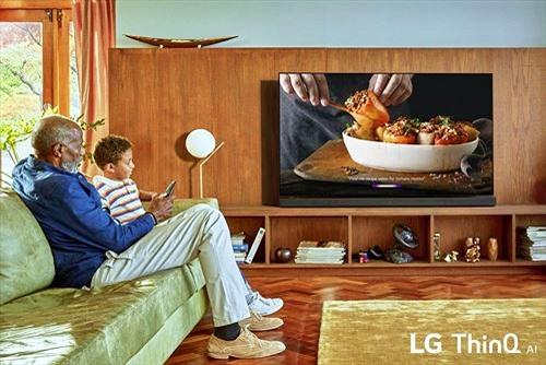 TV LG 2019 sẽ có HDMI 2.1 và độ phân giải 8K