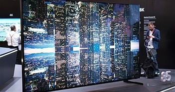 Samsung bắt tay Hiệp hội 8K cho tham vọng trên thị trường TV 8K