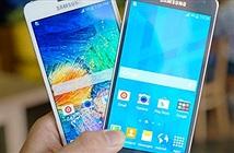 """Galaxy Alpha: """"bản sao"""" iPhone 6, giúp định hình gia đình Galaxy S"""
