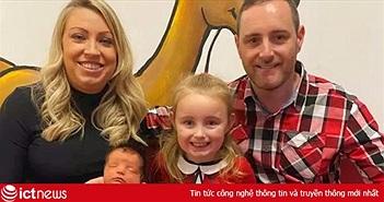 Bé gái 5 tuổi cứu mạng mẹ bằng cuộc gọi video