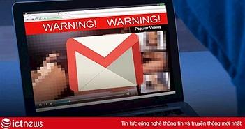 Hacker tuyên bố có thể quay lại người đang xem phim khiêu dâm trên mạng