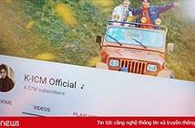 Kênh K-ICM mất gần 500.000 người đăng ký sau 2 tuần ồn ào với Jack