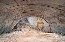 Phát hiện căn phòng bí ẩn bên trong cung điện ngầm của bạo chúa La Mã