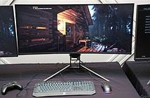 Acer giới thiệu loạt màn hình chơi game: 4K OLED, 55 inch, giá từ 2.999 USD