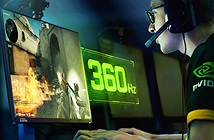Nvidia và Asus ra mắt màn hình chơi game 360Hz đầu tiên trên thế giới