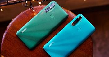 Trên tay Realme 5i, thiết kế khác lạ giá từ 3,7 triệu