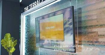 Editors' Choice Awards 2020: TV ngoài trời ấn tượng của năm 2020 - Samsung The Terrace