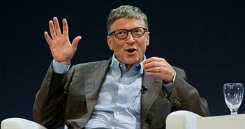 Bill Gates quyên góp 1,5 tỷ USD cổ phiếu của Microsoft