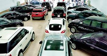 Ôtô con nhập khẩu tăng gấp 3 lần ngay khi thuế giảm