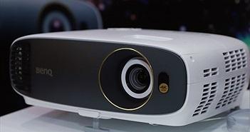BenQ công bố máy chiếu 4K thực đầu tiên trên thế giới