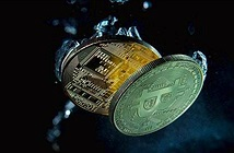 Bitcoin trượt giá dưới 8.000 USD, gây thiệt hại 60 tỷ USD