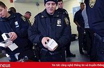 Cảnh sát New York được trang bị iPhone