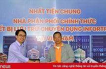 Infortrend phân phối loạt thiết bị lưu trữ SAN, NAS tại Việt Nam