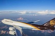 UPS mua thêm 18chuyên cơ Boeing 747-8 và 767 mới để chở hàng
