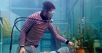 """Sống dưới nước như """"người cá"""" 5 ngày, bạn gặp điều gì?"""