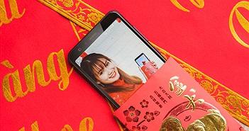 Mua Asus ZenFone Max Plus nhận ngay 'lì xì' 300.000 đồng