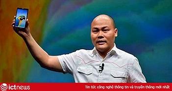 """CEO Nguyễn Tử Quảng: """"Bphone 4 sẽ ra mắt vào tháng 3/2020, nhưng trưng cầu ý kiến lùi thời điểm ra mắt do dịch Corona"""""""
