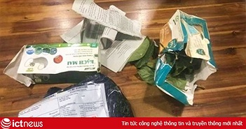 Mua khẩu trang trên Facebook nhận hộp hàng lá cây