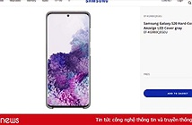 """Samsung làm lộ ảnh Galaxy S20: Sơ suất hay """"chiêu trò""""?"""