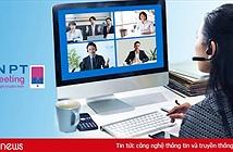 VNPT tung ra ưu đãi dịch vụ họp từ xa giúp doanh nghiệp chống dịch nCoV
