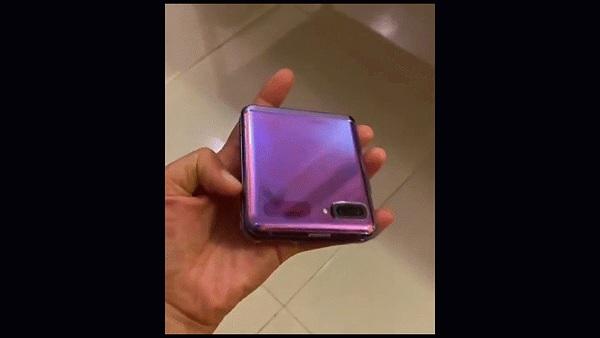 Video: Tiết lộ hình ảnh thực của Samsung Galaxy Z Flip sắp ra mắt