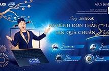 Asus tung khuyến mãi cho laptop ZenBook nhân dịp năm mới 2020