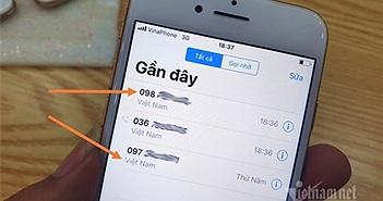 Cảnh giác mất tiền triệu do lừa đảo cước viễn thông quốc tế