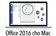 Mời tải về Office 2016 Preview dành cho Mac: hỗ trợ OneDrive, màn hình Retina, giao diện đổi mới