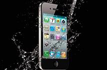 Apple đăng ký sáng chế công nghệ chống thấm