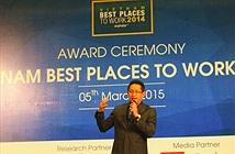 Microsoft là nơi làm việc lý tưởng nhất trong ngành CNTT Việt Nam