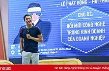 Chủ tịch VNG Lê Hồng Minh: Sinh viên kinh tế nên tìm việc trong ngành công nghệ
