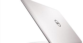 Dell giới thiệu laptop chạy bộ xử lý AMD Ryzen