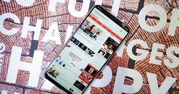 Trên tay Asus Zenfone 5 2018 tại Việt Nam: màn hình đẹp, hiệu năng mạnh mẽ