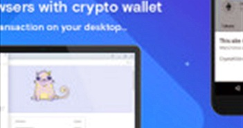"""Trình duyệt Opera Touch trên iOS sẽ sớm có chức năng """"ví tiền ảo"""" riêng"""