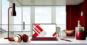 Đón 8/3, ASUS ra mắt ZenBook 13 (UX333) phiên bản Đỏ Burgundy dành cho phái nữ