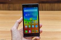 Đập hộp Lenovo P70: Điện thoại Android có pin siêu to 4.000 mAh, giá 5.390.000 đồng