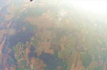 Quay cuồng video GoPro rơi tự do từ 3.000m