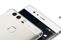 Huawei P9 và P9 Plus: màn hình 52 và 55, camera kép 12MP, có camera chụp đen trắng, ống kính Leica