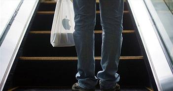 Apple ngừng sử dụng túi nylon để bảo vệ môi trường
