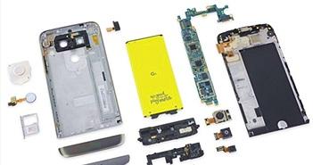 LG G5 có thiết kế dễ sửa chữa